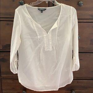 White express summer blouse